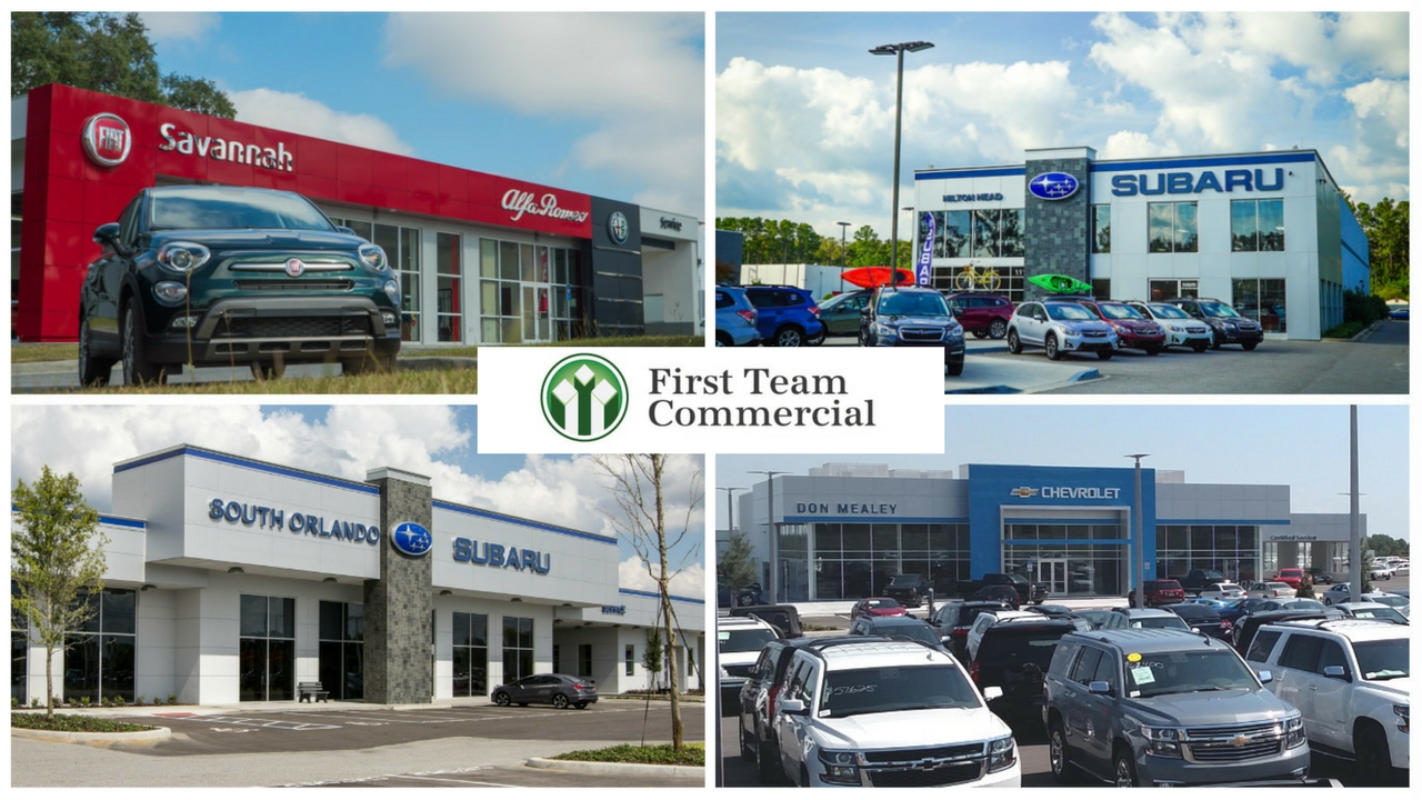 Collage of Dealerships