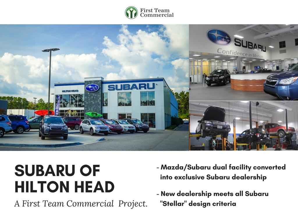 Subaru Hilton Head Card