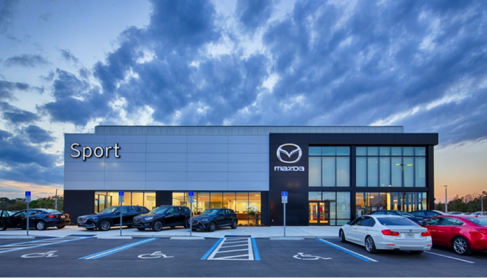 Sport Mazda Dealership